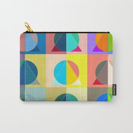 Andy and the Deathly War-hallows Carry-All Pouch