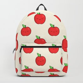 Cute Apple Backpack