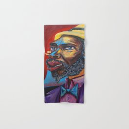 Thelonious Monk Hand & Bath Towel