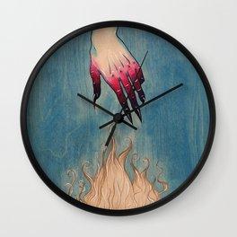 Pollux Wall Clock