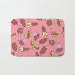 dead food Bath Mat