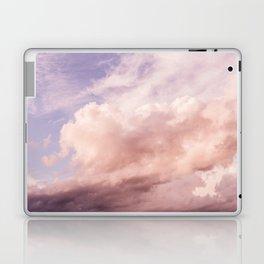 Perfect Pink Summer Sky Nature Photography Laptop & iPad Skin