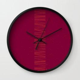Monolithe Color 2 Wall Clock