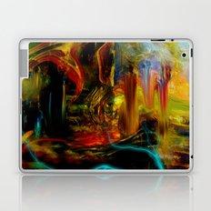 Lost Ship Stranded Laptop & iPad Skin