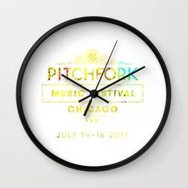 pitchfork Wall Clock