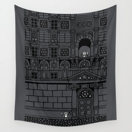 Romeo and Juliet's Penultimate Breath Wall Tapestry