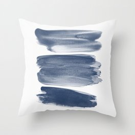 Abstract Minimalism Glam #5 #minimal #ink #decor #art #society6 Throw Pillow