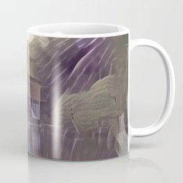 False Color Kyoto Coffee Mug