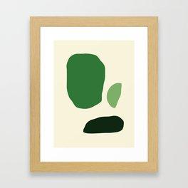 Blobby No.6 Framed Art Print