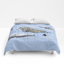 Flying sheep Comforters