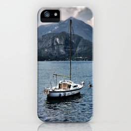 Rock Me On The Water iPhone Case
