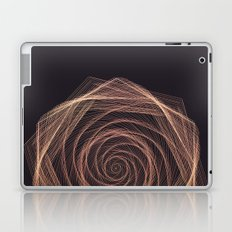 Geometric Rose Laptop & iPad Skin