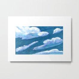 chunk of sky #1 Metal Print