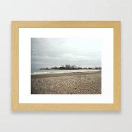 Beaches 2 Framed Art Print