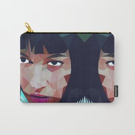 Tokio | Geometry Carry-All Pouch