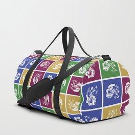 Sneakers Duffle Bag
