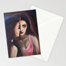Mirror View Stationery Cards