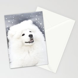 """"""" Winter's Touch """" Stationery Cards"""