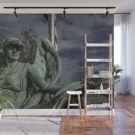 Chester at Rest Wall Mural