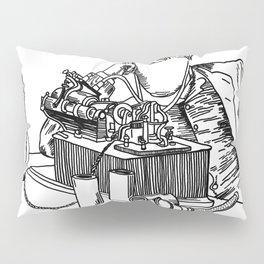 The Wizard of Menlo Park Pillow Sham