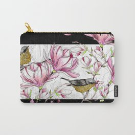 Magnolia Days Carry-All Pouch