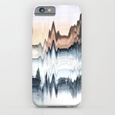 A Mountain in Winter iPhone 6s Slim Case