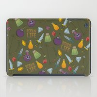 rogue iPad Cases featuring Rogue Life by Tay Silvey