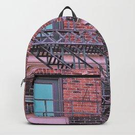 Old Building Backpack