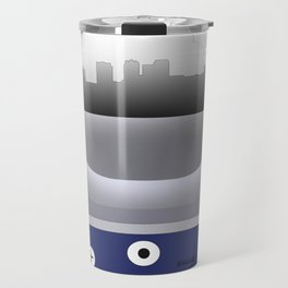 Birmingham - BHX - Airport Code & Skyline Travel Mug