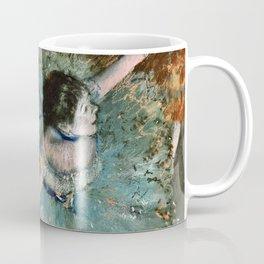Edgar Degas - Dancer In Green Coffee Mug