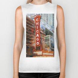 Chicago Theater Biker Tank