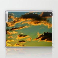 My Vintage Sky Laptop & iPad Skin