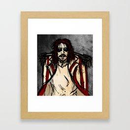 Shaun Morgan Framed Art Print