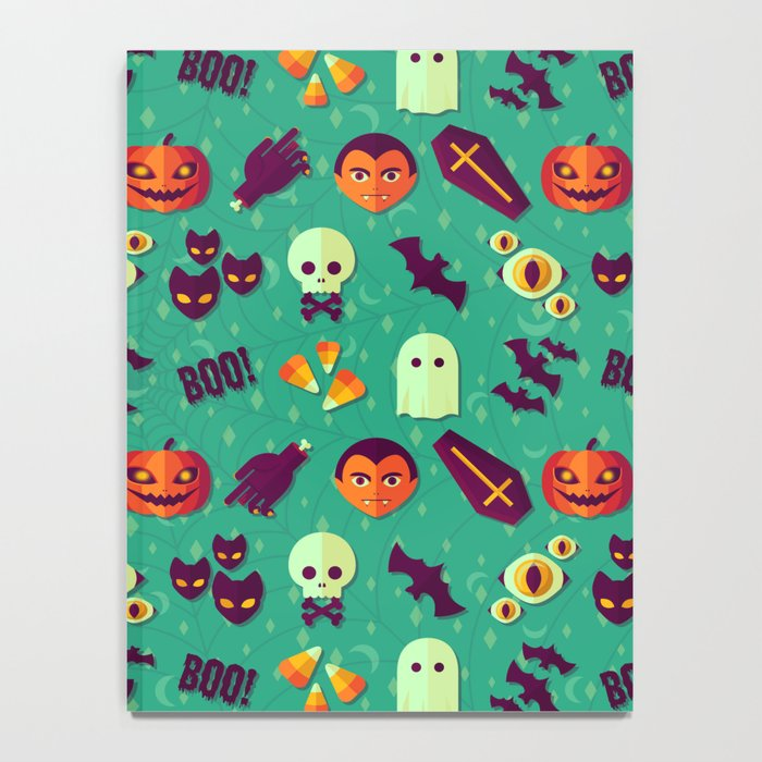 SPOOKY Notebook