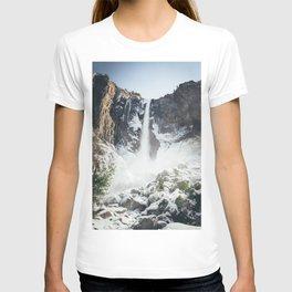 Yosemite Bridal Veil Falls T-shirt