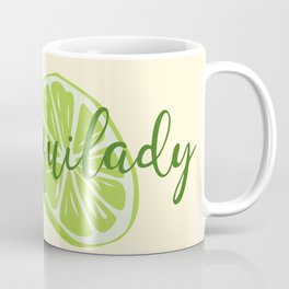 Tequilady Coffee Mug