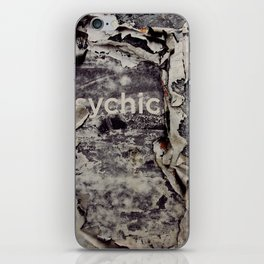 Peeling: Psychic iPhone Skin