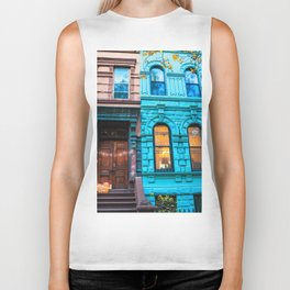New York City Colors Biker Tank