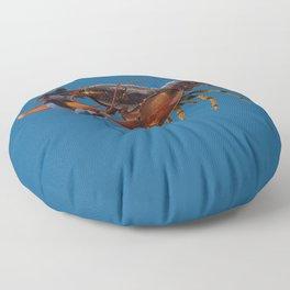 Calling Salvador (colour) Floor Pillow