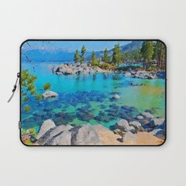 Lake Tahoe Laptop Sleeve