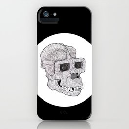Ape iPhone Case