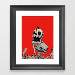 Tear Thief Framed Art Print