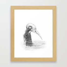 Nested Framed Art Print