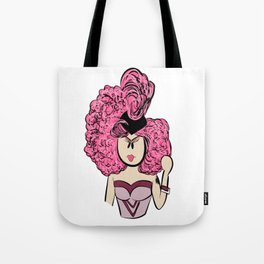 Adore Delano, The Unstoppable Drag Queen from RuPaul's Drag Race Tote Bag