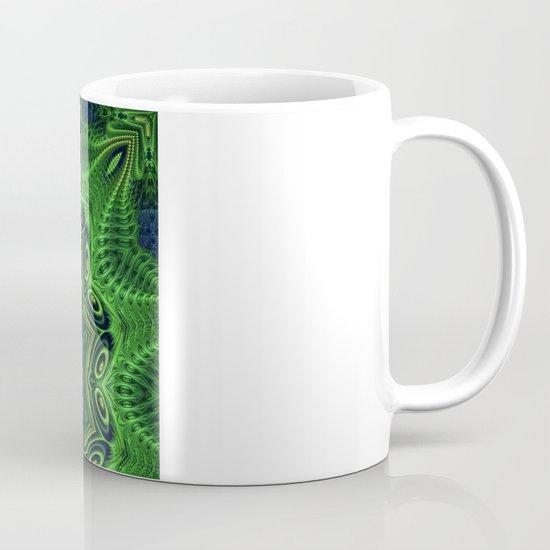 Harmony in Green Mug
