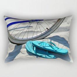 flipflopbike Rectangular Pillow