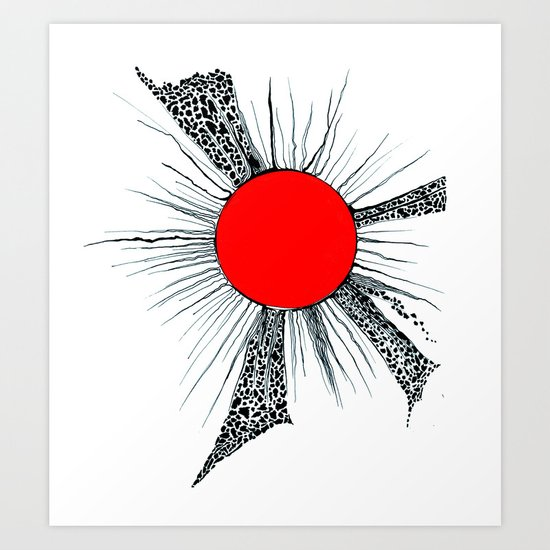 peace for all Art Print