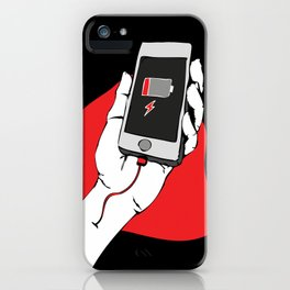 Guilty As Charged iPhone Case