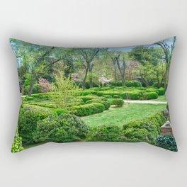 Box Garden Rectangular Pillow