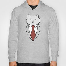 Business Cat Hoody